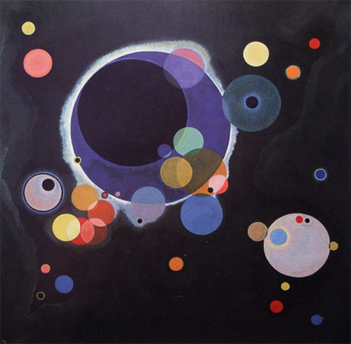 Kandinsky several circles
