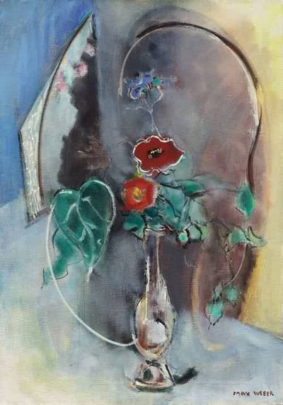 Max-Weber-xx-Red-Poppies-1953