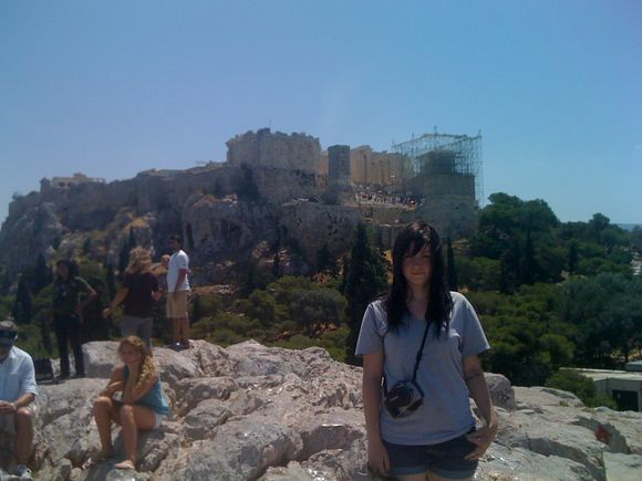 Postcards from Athens...