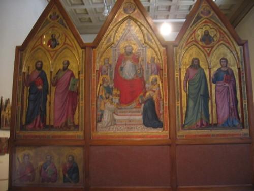 Giotto Triptych