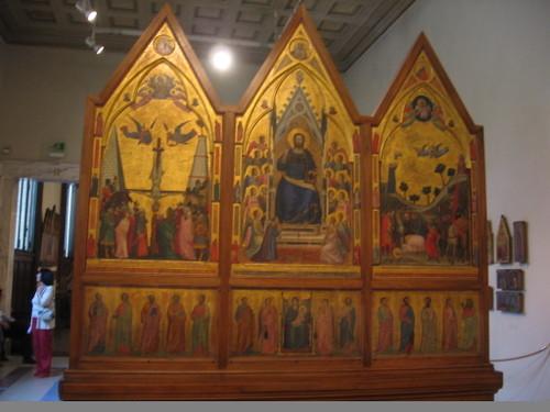 Giotto Triptych 2
