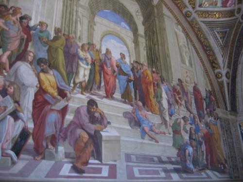 School of Athens Raphael 2